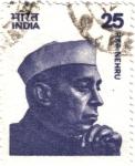 Stamps India -  Jawaharlal Nehru