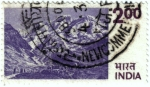 Stamps India -  Paisajes de la India