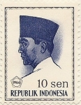 Stamps Indonesia -  REPUBLIK INDONESIA