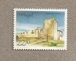 Stamps Portugal -  Castillo de Belmonte