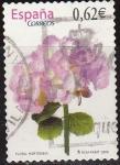 Sellos de Europa - España -  ESPAÑA 2009 4468 Sello º Flora y Fauna Hortensia