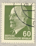 Stamps Germany -  DDR Walter Ulbricht