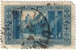 Stamps Algeria -  Mosquee el kebir Argel