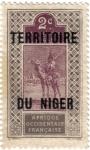 Sellos del Mundo : Africa : Níger : Territoire du Niger. Africa Occidental Francesa