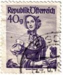 Sellos del Mundo : Europa : Austria : Republik Ofterreich. República de Austria