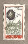Stamps Poland -  Copérnico