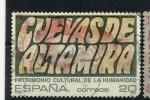 Sellos de Europa - España -  Patrimonio cultural de la Humanidad