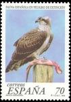 Sellos de Europa - España -  ESPAÑA 1999 3615 Sello Nuevo Fauna Española en Peligro de Extincion Aguila Pescadora