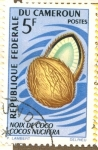 Stamps of the world : Cameroon :  Cocos