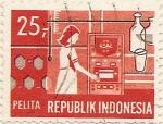 Stamps Asia - Indonesia -  PELITA