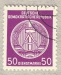 Stamps Germany -  DDR Diensmarke
