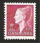 Sellos de Europa - Dinamarca -  reina margarita II