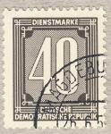 Sellos de Europa - Alemania -  DDR valor