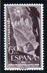 Stamps Spain -  1956 Año jubilar Montserrat Edifil 1193