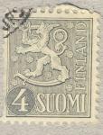 Sellos de Europa - Finlandia -  escudo