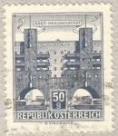 Stamps Austria -  Wien Helligenstaot