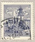 Stamps Austria -  Salzburg