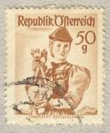 Stamps Austria -  Vokarlberg Bregenzerwald