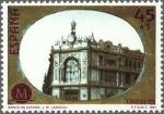 Sellos de Europa - España -  ESPAÑA 1991 3124 Sello Nuevo Madrid Capital Europea de la Cultura Banco de España