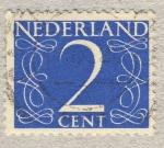 Stamps Netherlands -  valor
