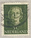 Sellos de Europa - Holanda -  Juliana I de los Países Bajos
