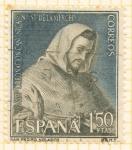 Sellos de Europa - España -  San Pedro Nolasco