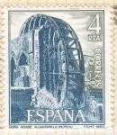 Sellos de Europa - España -  Noria Arabe de la Ñora, Alcantarilla (Murcia)