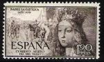 Sellos de Europa - España -  V Centenario del nacimiento de Isabel la Católica.