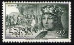 Stamps Spain -  1111 V Centenario del nacimiento de Fernando el Católico.