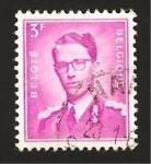 Stamps Belgium -  Rey Balduino I