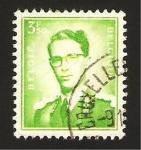 Stamps Belgium -  1068 - Rey Balduino I