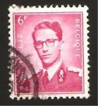 Stamps : Europe : Belgium :  rey balduino I