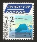 Stamps Netherlands -  eurocent, klapskate, patinaje de velocidad