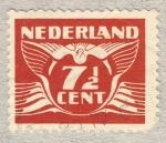 Sellos de Europa - Holanda -  Paloma