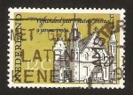 Stamps Netherlands -  catedral