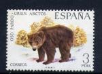 Stamps Europe - Spain -  Oso pardo