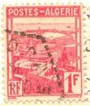Stamps Algeria -  Vistas de Argelia