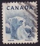 Stamps Canada -  Oso Polar