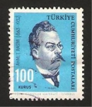 Stamps Turkey -  ahmet rasim