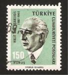 Stamps Turkey -  halit ziya usakligil