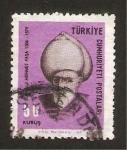 Sellos de Asia - Turquía -  sokulu mehmet pasa