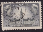 Stamps Canada -  Gouvernement Responsable 1848-1948