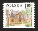 Stamps Poland -  vivienda en el campo