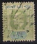 Stamps Oceania - Fiji -  Postage Revenue.