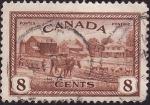Stamps Canada -  Hacienda rural