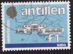 Stamps America - Netherlands Antilles -  Saba