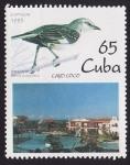 Sellos de America - Cuba -  Cayo Coco (Sinsonte)
