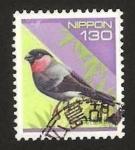 Stamps Japan -  pajaro