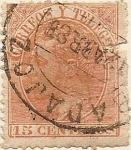 Stamps Europe - Spain -  CORREOS TELEGfos
