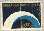Stamps Netherlands -  1962